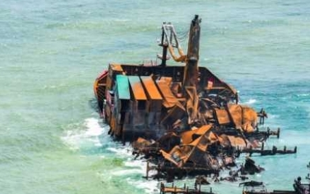 EU to donate Rs 48 mn emergency relief to victims of cargo ship fire