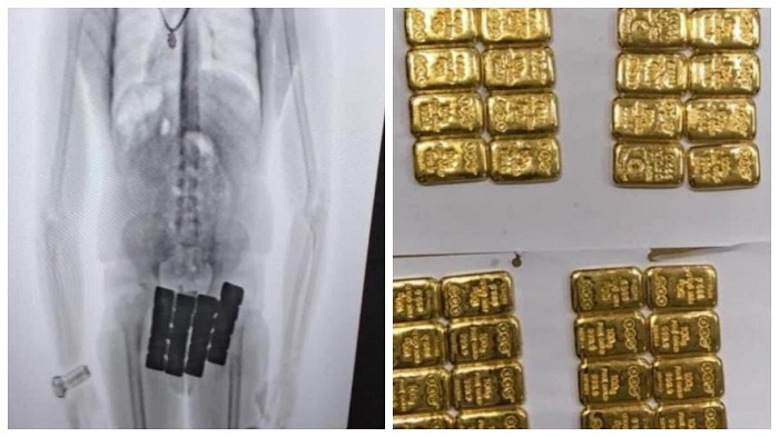 How an airport worker got caught for smugging gold
